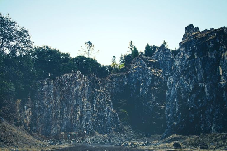 Auburn Quarry, California