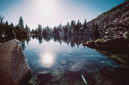 Backpacking to Hemlock Lake – Desolation Wilderness