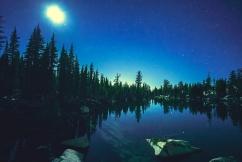 Hemlock Lake, Desolation Wilderness, CA
