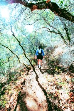 Putah Creek, Winters, CA