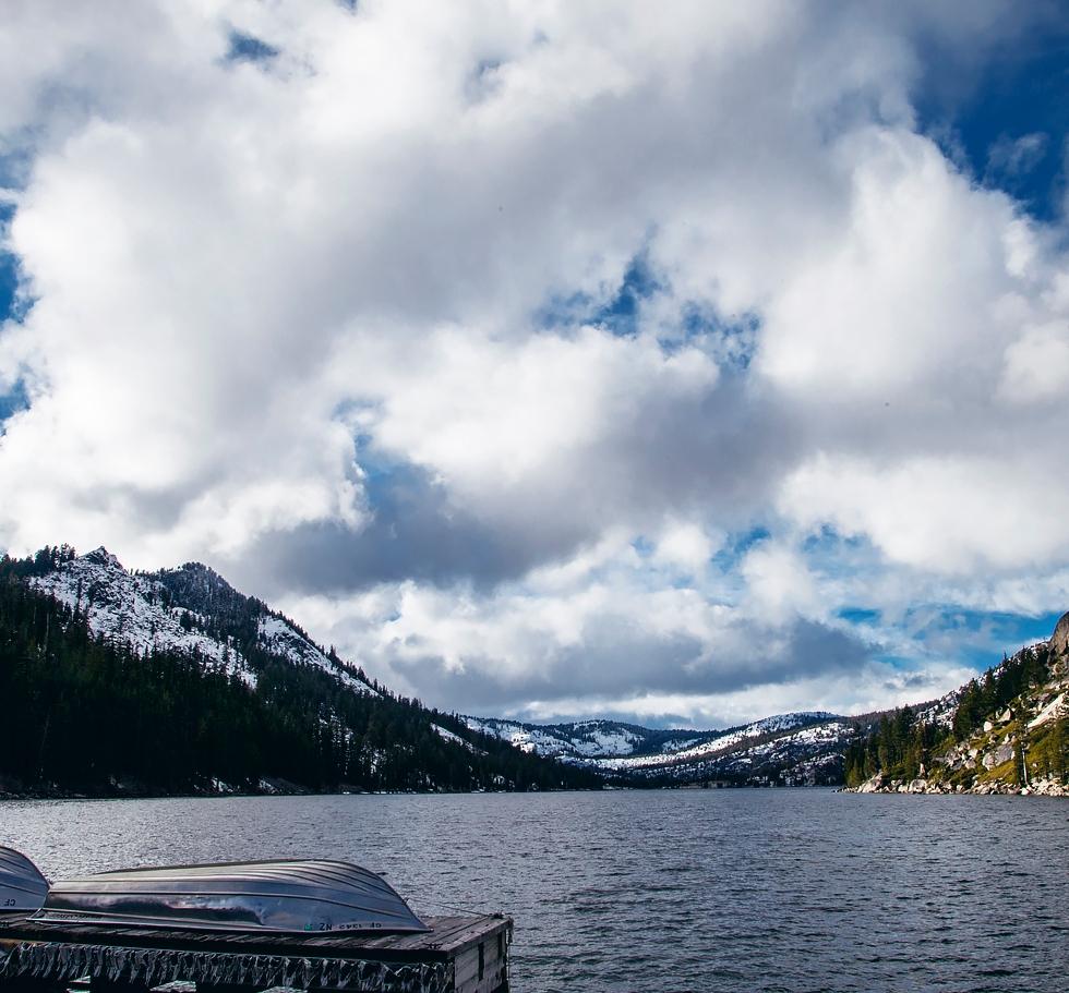 Echo Lake, CA