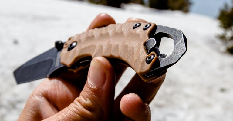 kershaw knives, shuffle ii