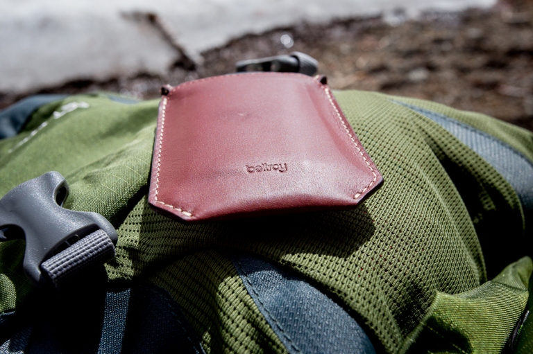 bellroy elements sleeve wallet