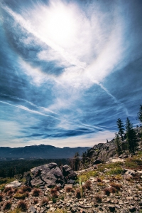 mt tallac, lake tahoe, california