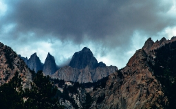The journey inward and up to Mount Whitney