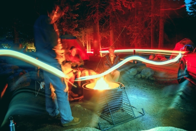 mount whitney portal campground, california