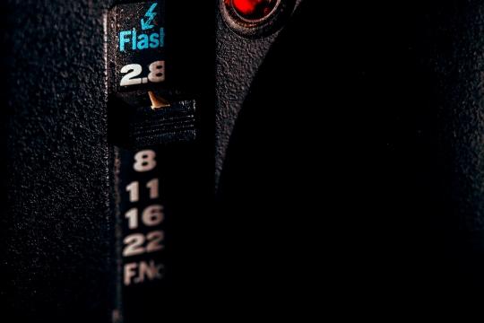 Olympus XA Rangefinder