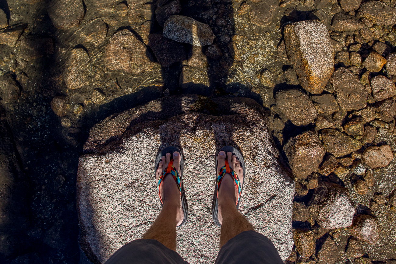 a0e0a362cdfd Truth be told I usually go for sandals that are generally lighter weight  with a lot more cushion. I was extremely surprised with the EcoTread s  hardish ...