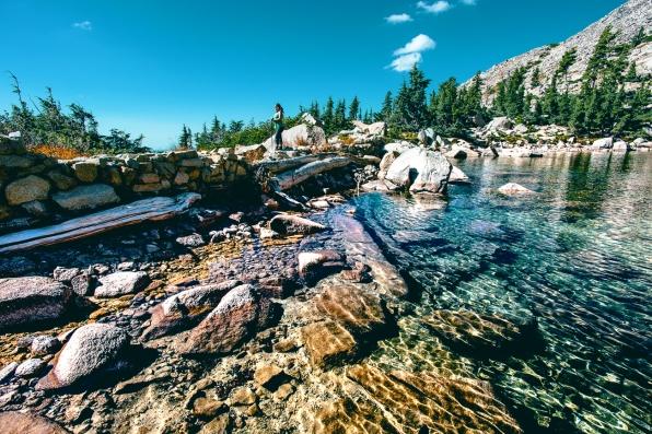 Smith Lake, Desolation Wilderness