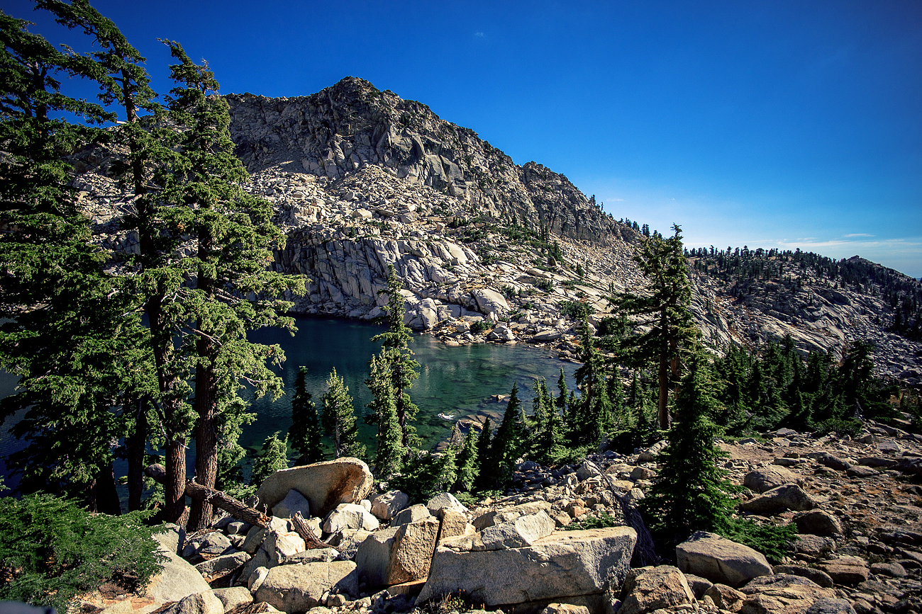 Desolation Wilderness, Smith Lake