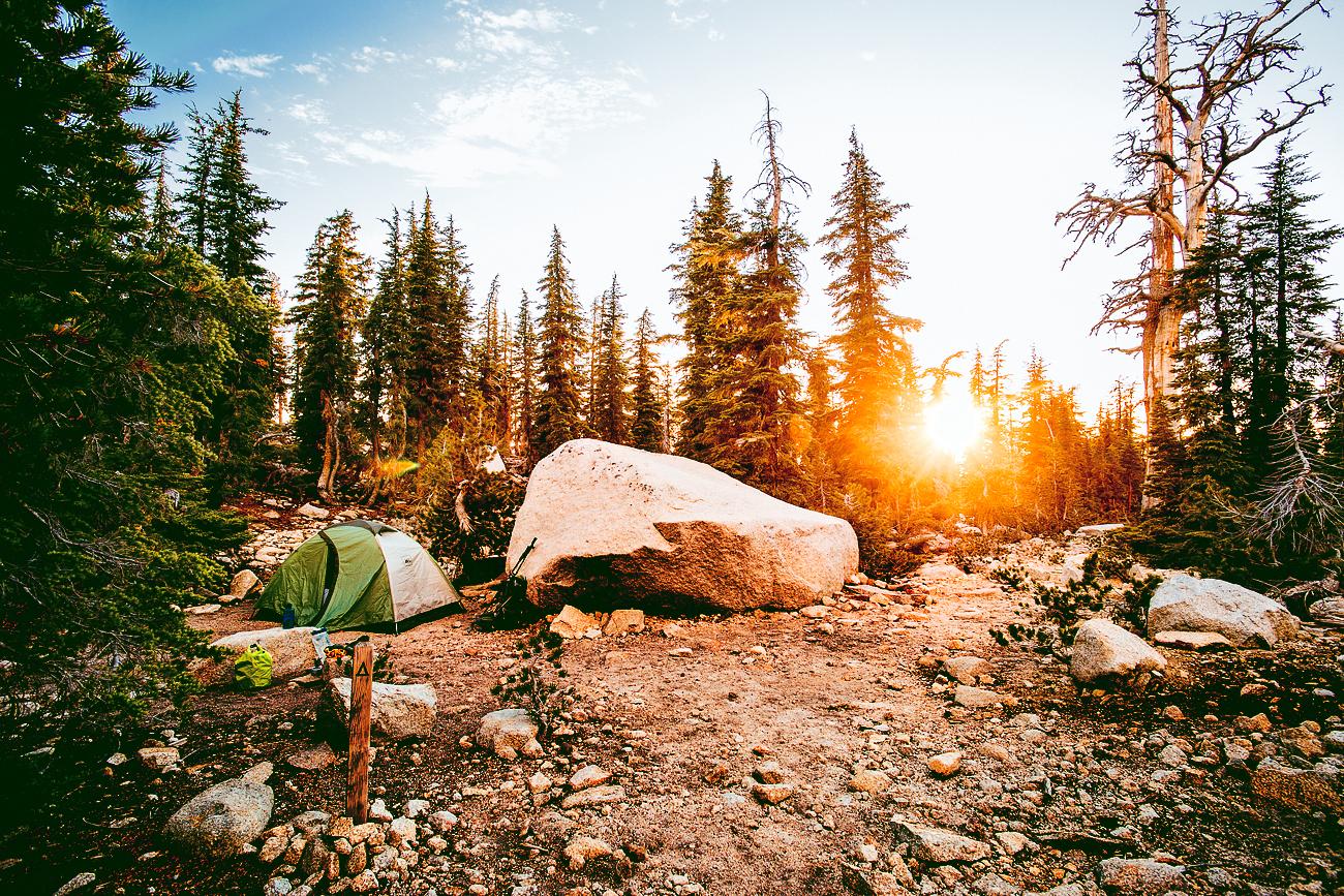 Hemlock Lake, Desolation Wilderness