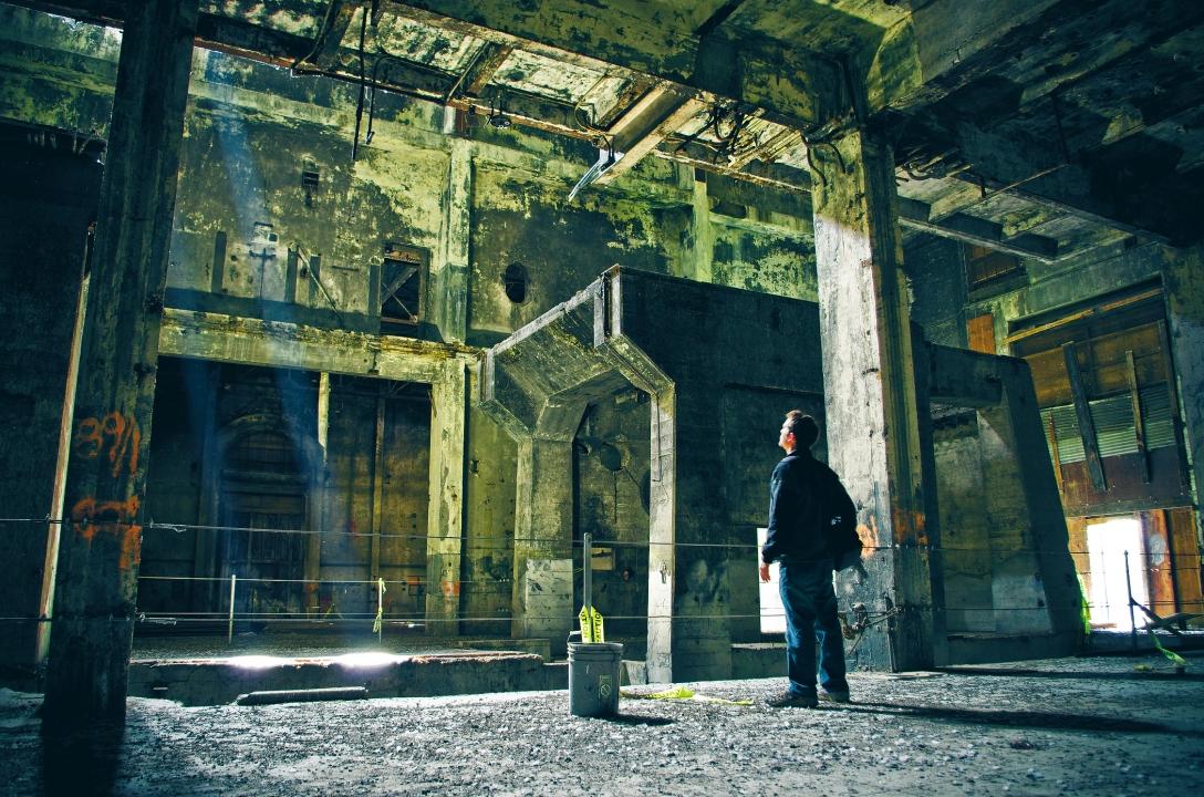 PG&E Powerhouse