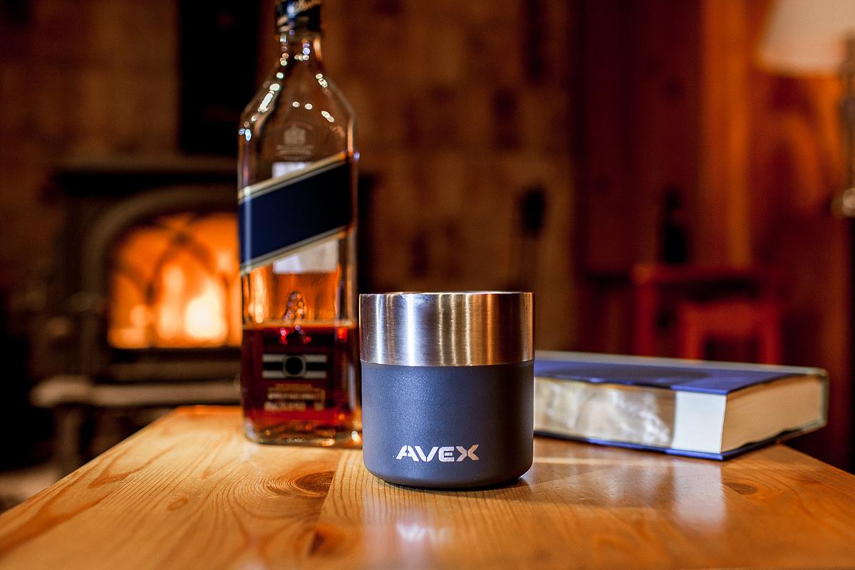 AVEX Sundowner Rocks Glass Review