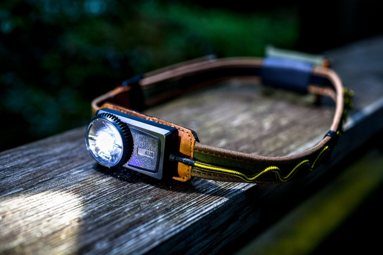 UCO A-120 Headlamp Review