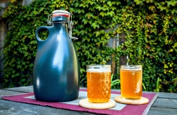 Orange Vessel Beer Growler Review