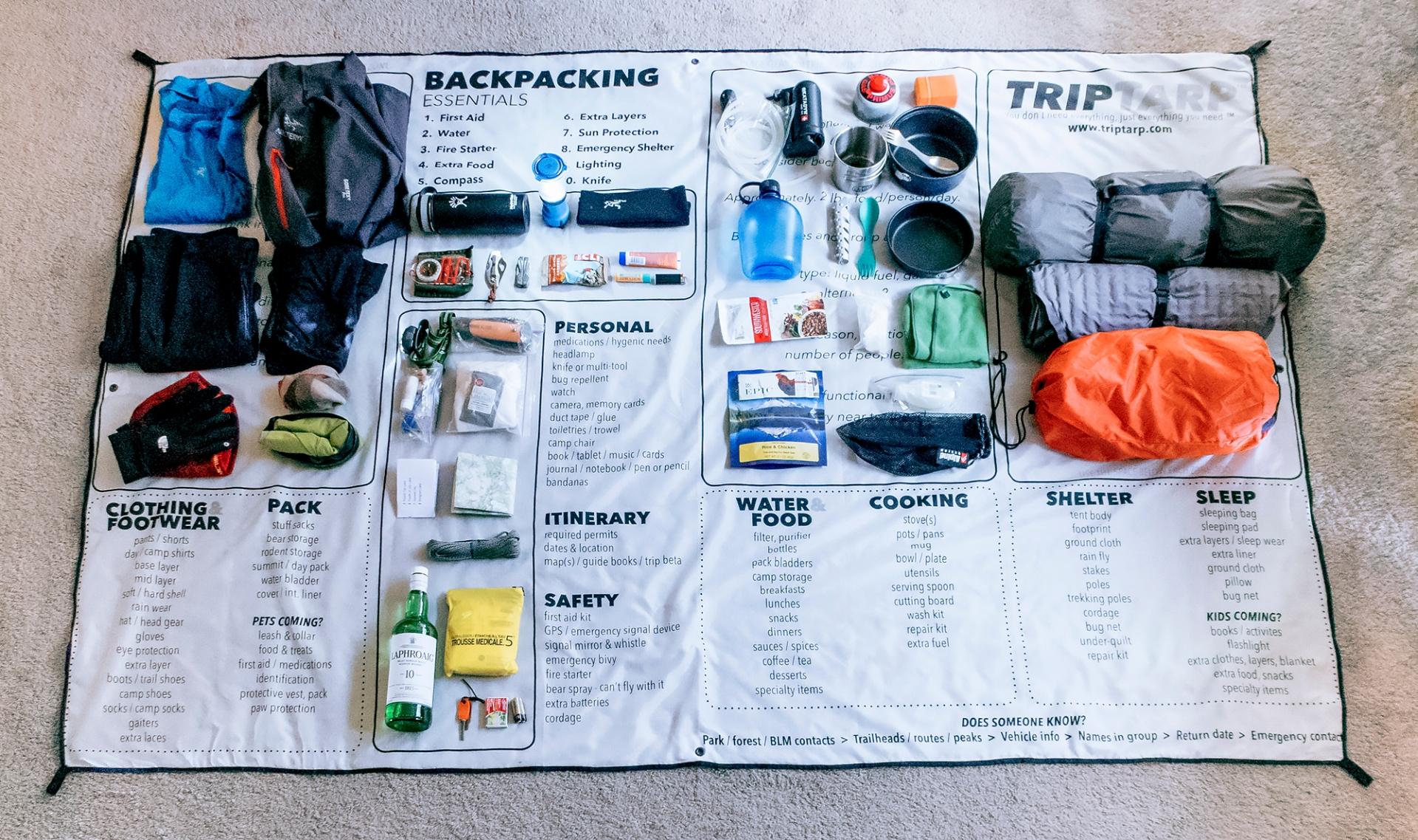 TripTarp Review