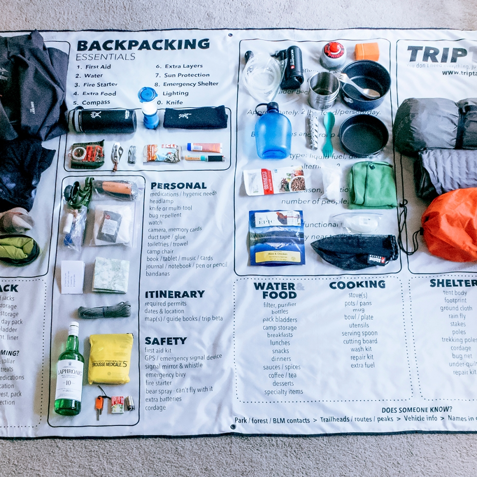 TripTarp Review
