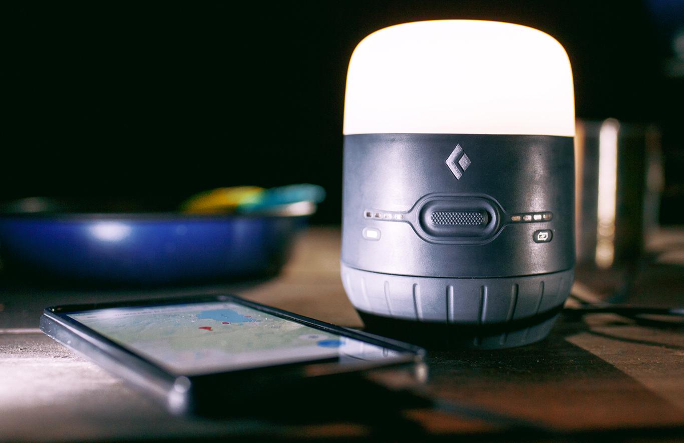 Black Diamond Moji Charging Station Lantern