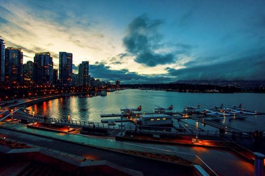 Coal Harbor, Vancouver