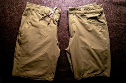 Patagonia shorts put me in a quandary