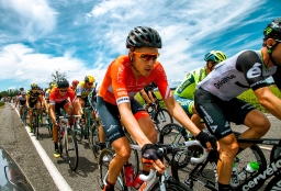 VIP Peloton Ride with AMGEN Tour of California? Sure!
