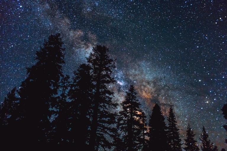 Stargazing, Carson-Iceberg Wilderness