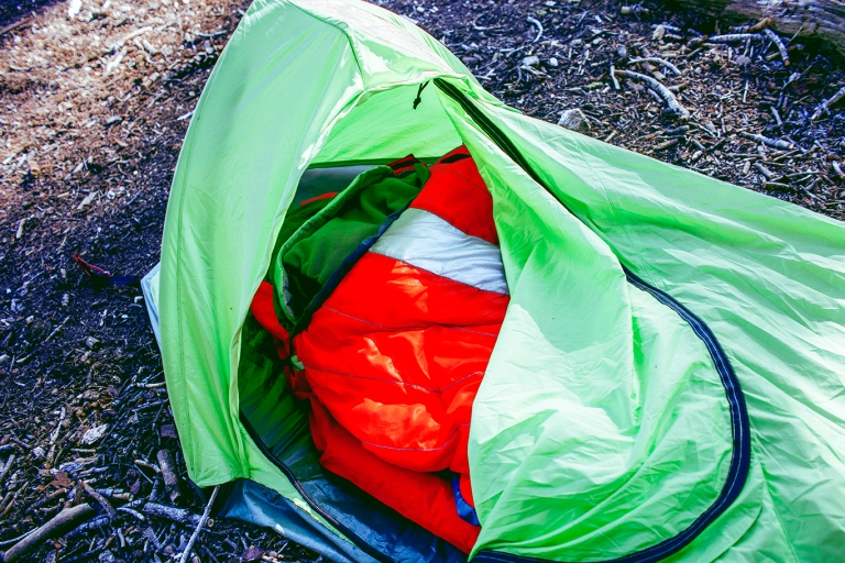 Black Diamond Spotlight Bivy Review