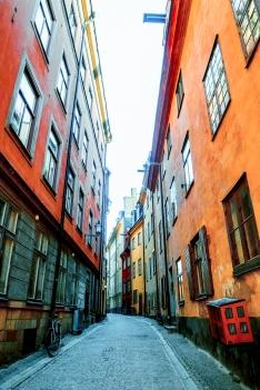 Stockholm, Sweden - Gamla Stan