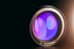 Shades of purple with the new Trimagon 95mm
