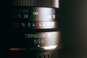Meyer-Optik Görlitz Trimagon 95