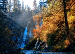 Mini road trip to Lassen Nat'l Park and Burney Falls