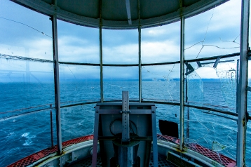 Sheringham Point Lighthouse, Victoria, British Columbia, Canada