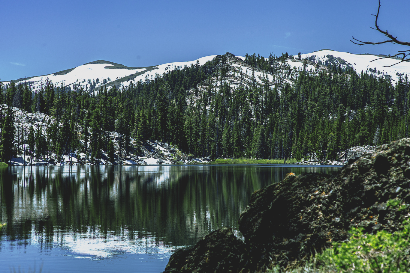 Round Lake, Big Meadow, CA