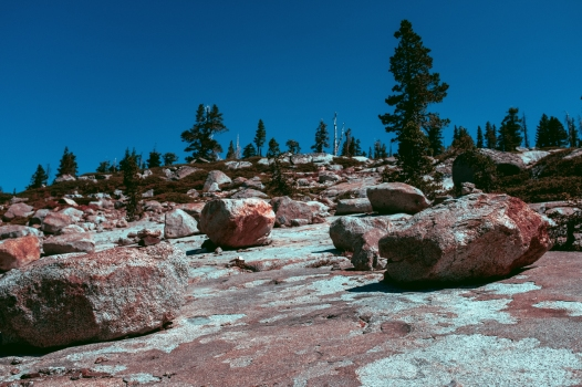 Desolation Wilderness, backpacking